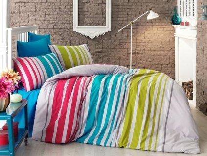 Luxusní ložní povlečení bavlna Deluxe Milly 140x200