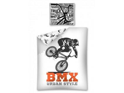 Povlečení bavlna BMX Urban Style 140x200
