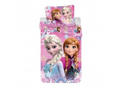 Dětské bavlněné povlečení Frozen sister 02 140x200