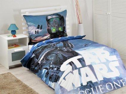 Povlečení Star Wars Rogue One bavlna 140x200