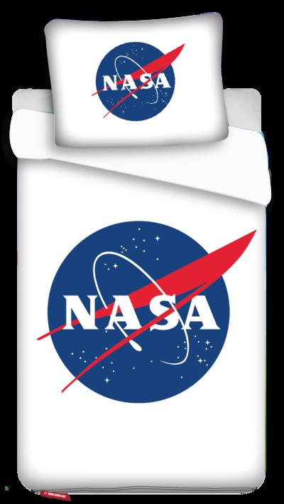 Jerry Fabrics Bavlněné povlečení 140x200 + 70x90 cm - NASA