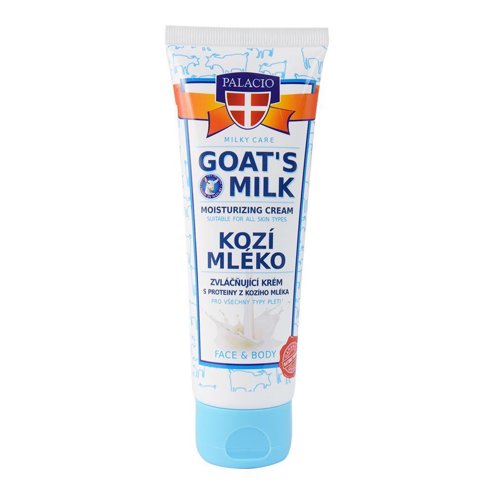 Levně Kozí mléko krém na ruce, 125ml