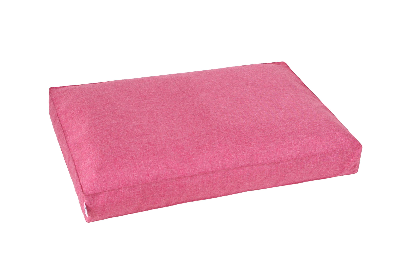 I love pets Ortopedická matrace 45x60 růžová