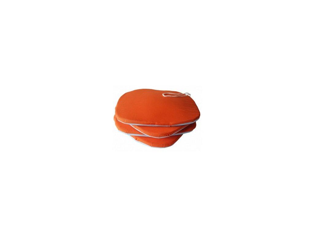 Podsedák Klasik Oranžový