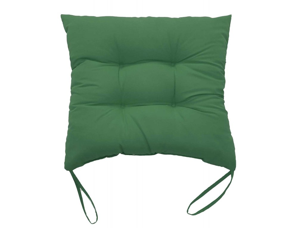 Podsedák Soft Tmavě zelený