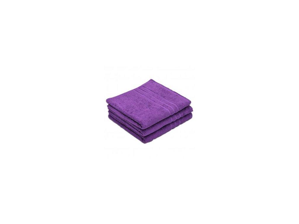 Ručník Standard fialový