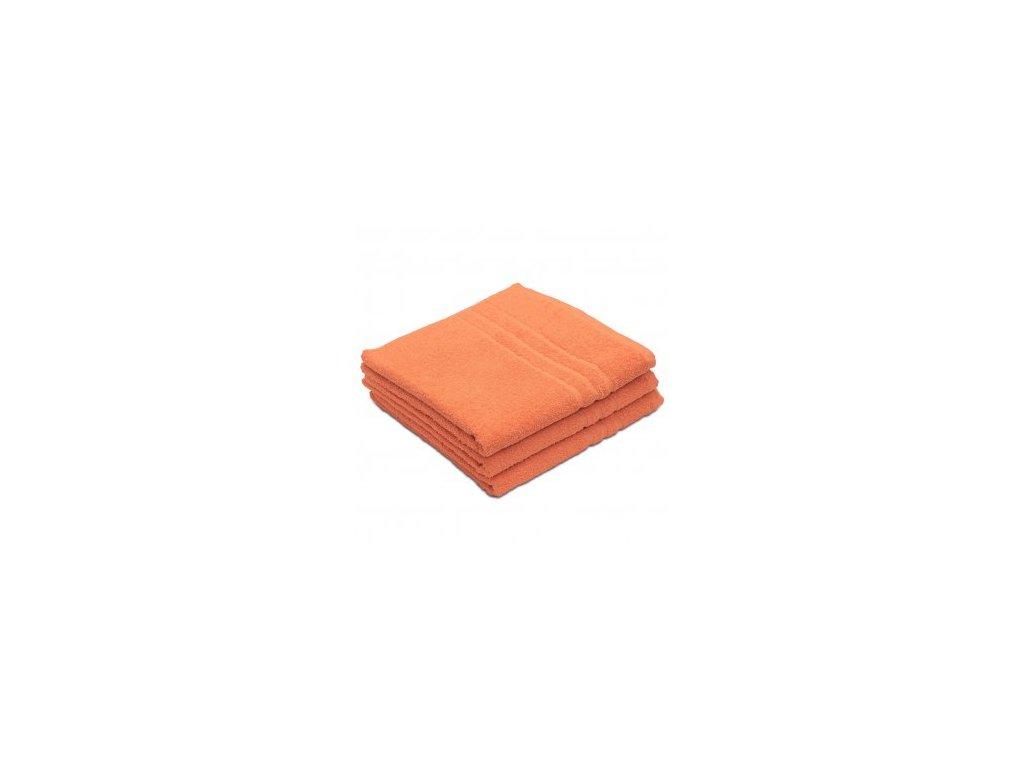 Osuška Standard oranžová
