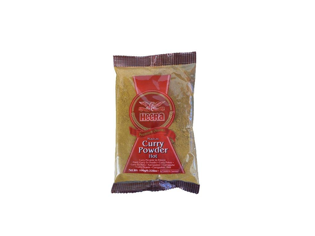 Madras curry - hot