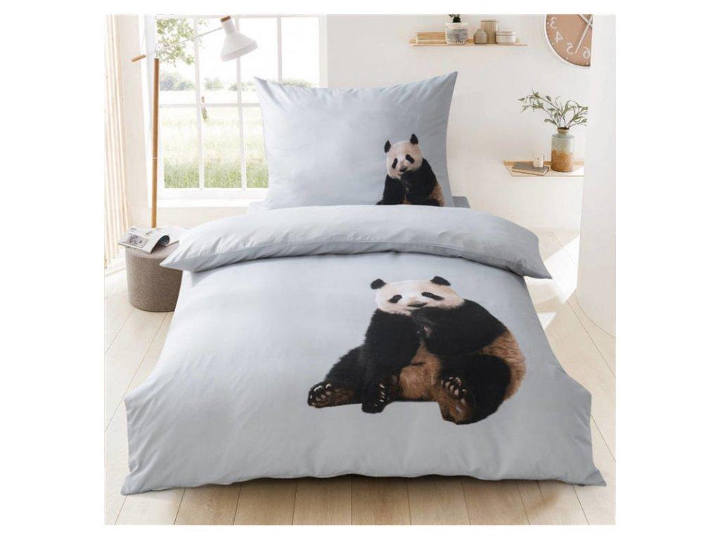 Povlečení 3D Panda
