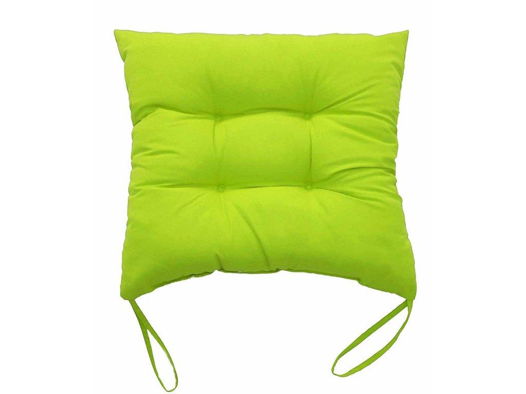 Podsedák Soft Světle zelený