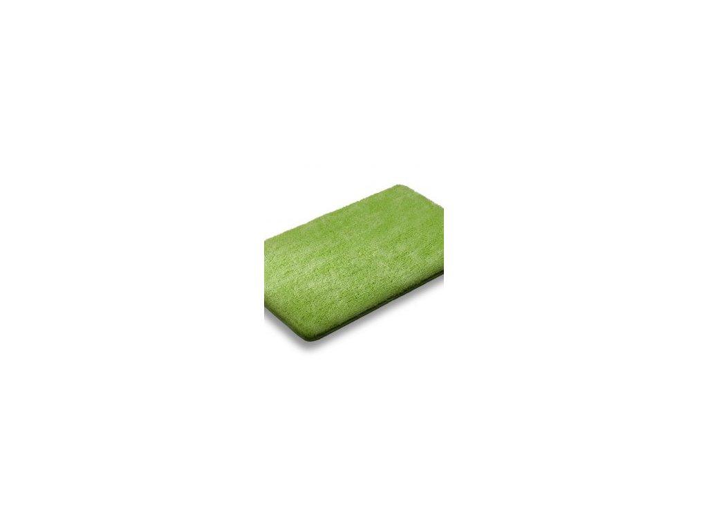 Koupelnová předložka 50x80cm - Zelené jablko