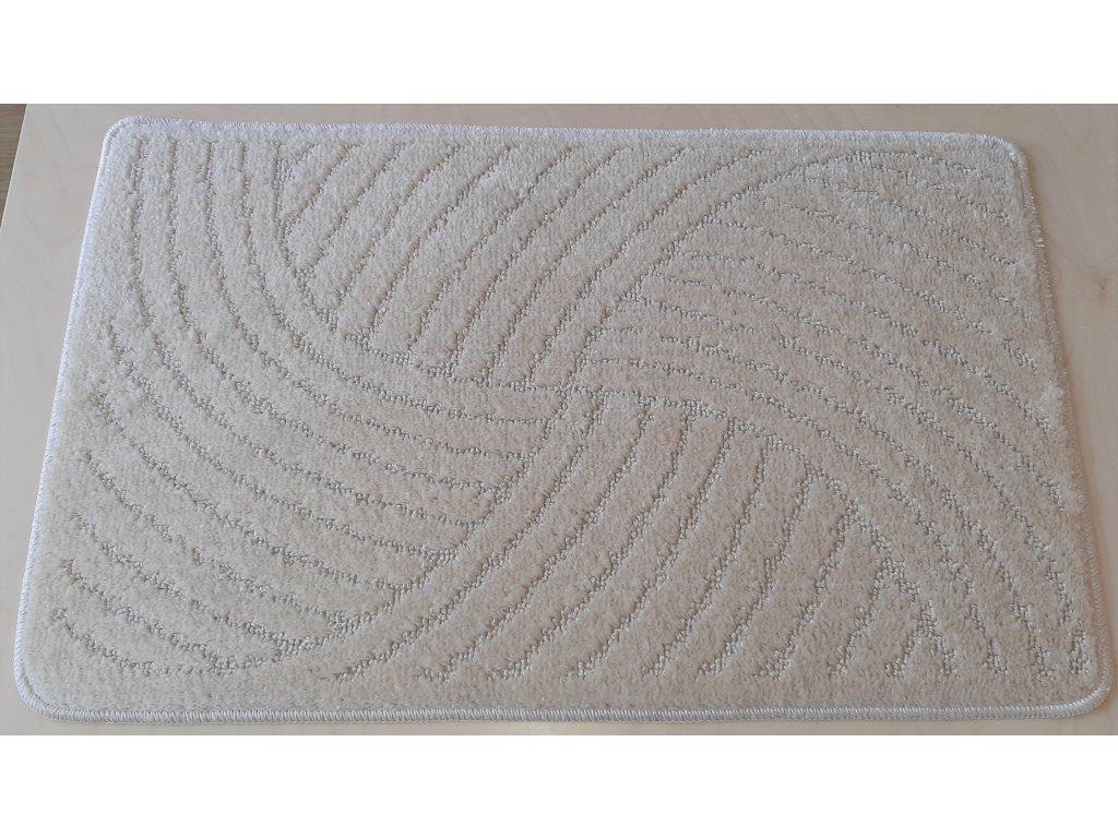 Koupelnová předložka Classic 50x80cm - krémová