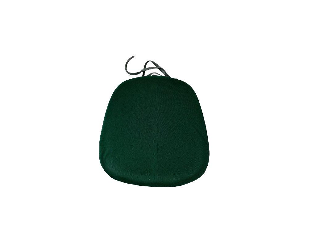 Podsedák Klasik tmavě zelený