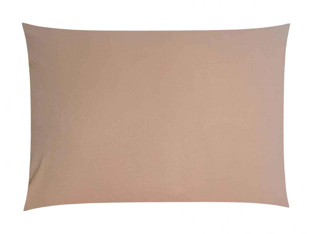 Povlak na polštářek Lycra meruńková 40x60 cm