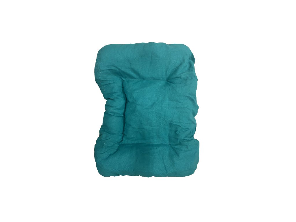 Pelíšek pro psa tmavě zelený