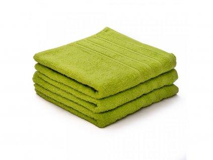 Osuška Top zelená