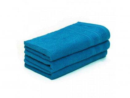Dětský ručník Top azurový 30x50 cm