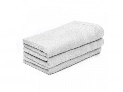 Dětský ručník Top bílý 30x50 cm