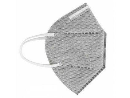 Respirátor šedý