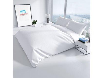 Bavlněné povlečení hotel Bílá Atyp 160x200 cm