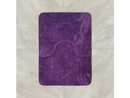 Koupelnový set - fialový