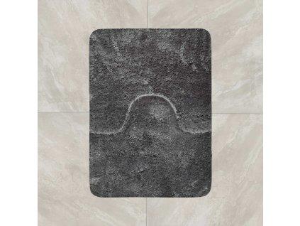 Koupelnový set -tmavě šedý
