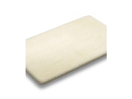 Koupelnová předložka 50x80cm - krémová