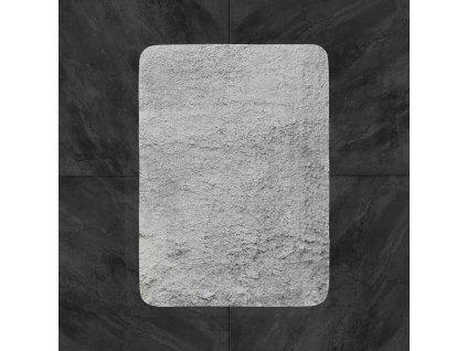 Koupelnová předložka 50x80cm - světle šedá