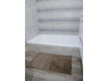 Koupelnová předložka Králík 50x80cm - taupe