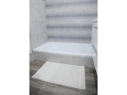 Koupelnová předložka Králík 50x80cm - slonová kost
