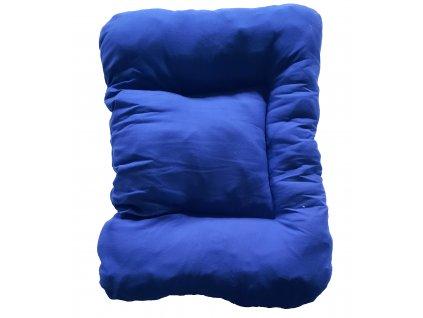 Pelíšek pro psa modrý