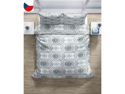 Bavlněné povlečení krásny spánek - mandaly