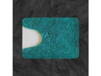 Předložka na WC 50x50 cm - zelená
