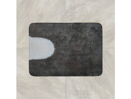 Předložka na WC 50x50 cm - tmavě šedá