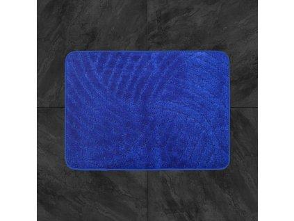 Koupelnová předložka Classic 50x80cm - modrá royal