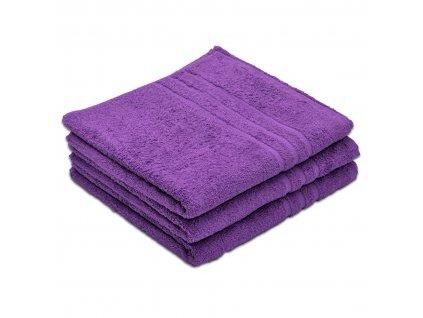 Osuška Standard fialová