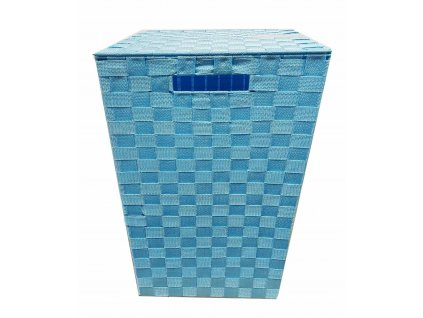 Košík velký 33x33x53 Modrý