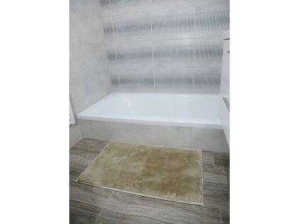 Koupelnová předložka Králík 50x80cm - béžová