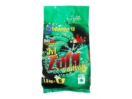 Prací prášek Zafir 3v1 1,5kg