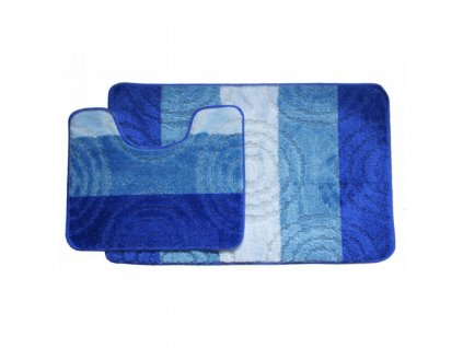 Koupelnový set Comfort - modrý