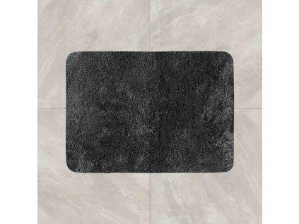 Koupelnová předložka 50x80cm - tmavě šedá
