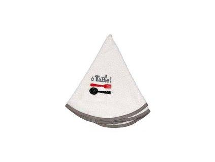 Kulatý ručník - Table