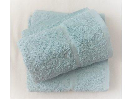 Ručník Diamond modrý