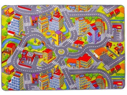 Koberec - motiv silnice 80x120 cm