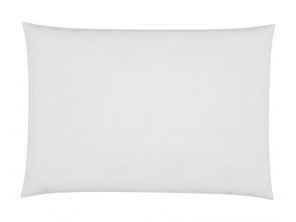 Povlak na polštářek Lycra bílá 40x60 cm