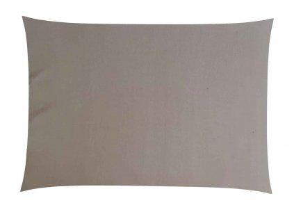 Povlak na polštářek Lycra béžová 40x60 cm