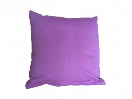 Povlak na polštářek Lycra fialová 40x40 cm