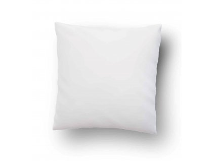 Povlak na polštářek bílý 45x45cm