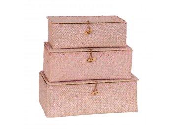 Kufry, boxy, krabice