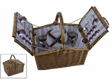 Piknik - koše a vše potřebné